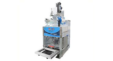 Table Top Pneumatic Type Sealing Machine