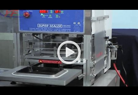 YF SUPER SEALER-ET-90LF1-Table Top Sealing Machine(Lunch Box)